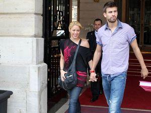 Shakira gives birth to baby boy