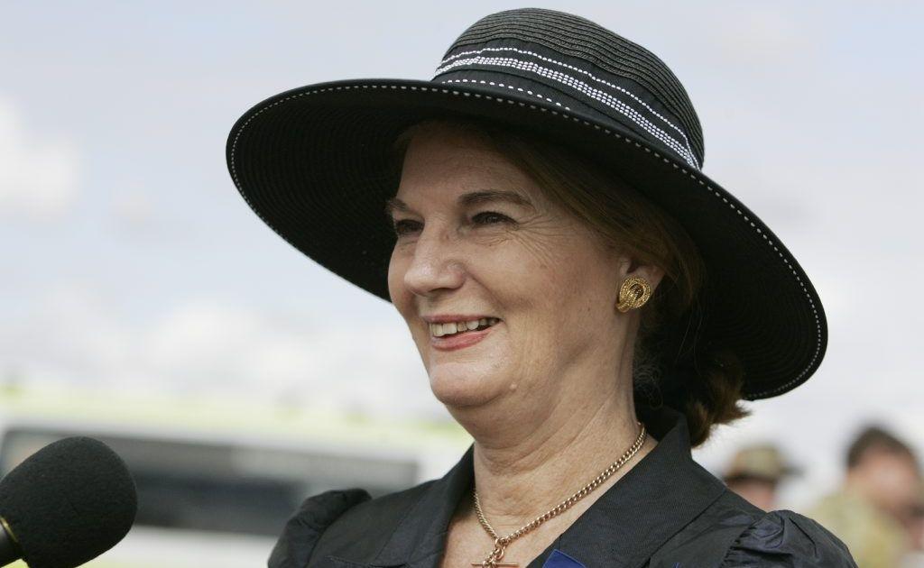 Governor of Queensland Penelope Wensley AC.