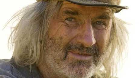 John Jarratt in a scene from the movie Django Unchained.