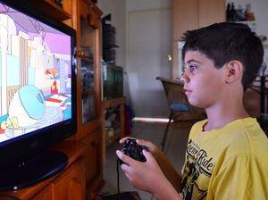 Study reveals video games better than TV for kids
