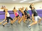 Youth learn from the best at Ramptons Danzenergy workshop