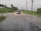 Almost 300mm has fallen in the Mackay region over 24 hours