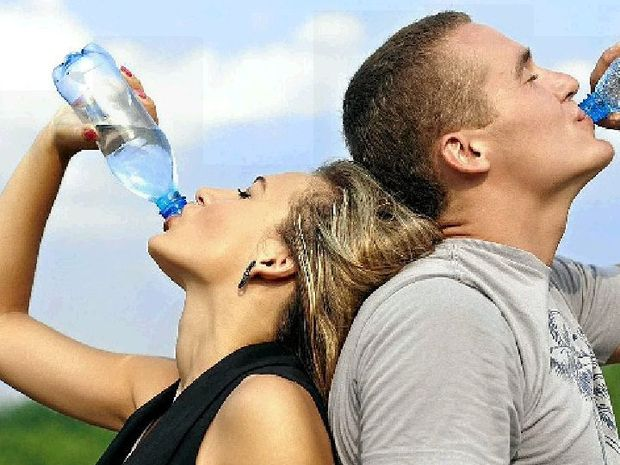 You can combat dehydration by drinking plenty of water along with sources of electrolytes.