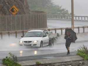 Share information on road closures on Sunshine Coast