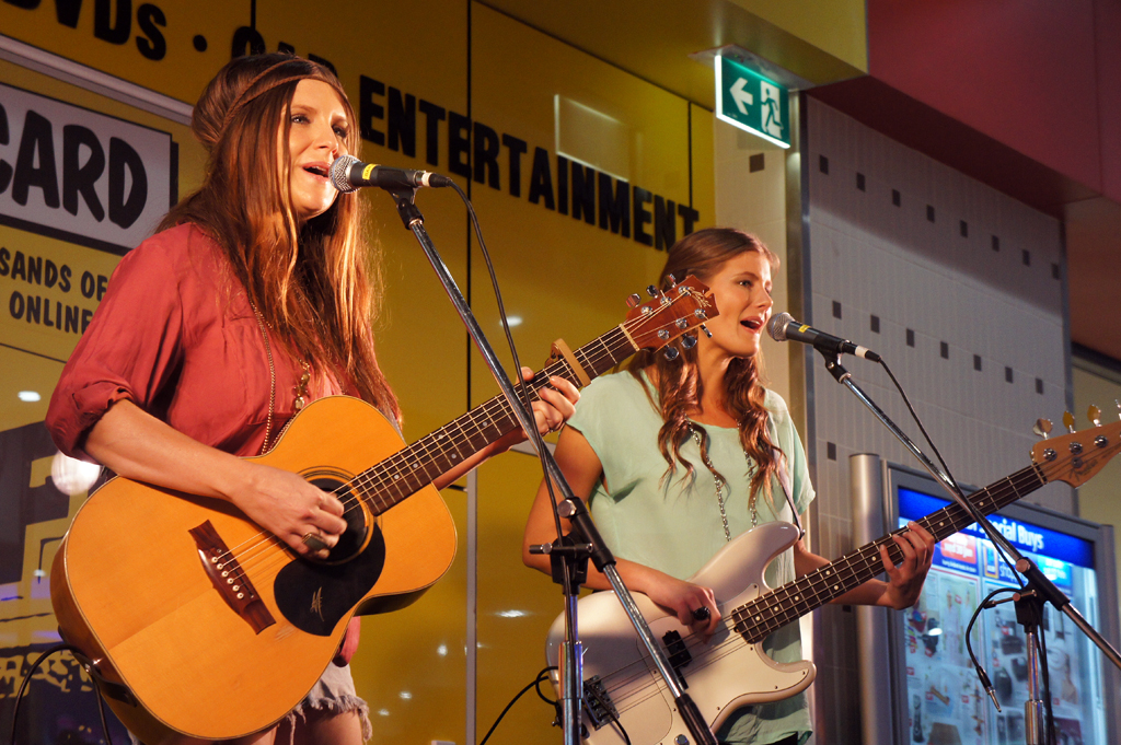 The McClymonts will perform at the Toyota Concert for Rural Australia tonight.