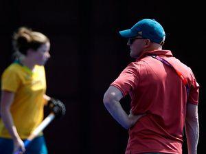 Coach Commens has faith Johnson will pull through in SA