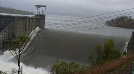 Awoonga Dam.