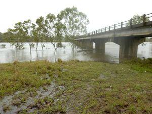 Gladstone Floods Australia Day