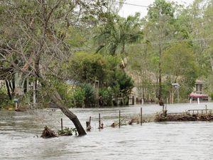 'Utter devastation' as floodwaters recede at Aldershot