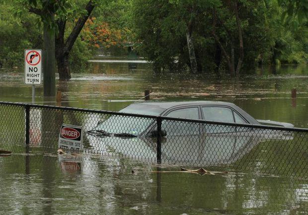 Flooded cars need a thorough inspection before restarting.