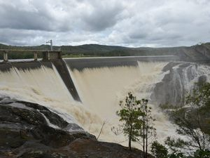 Flood warning issued for Mary River as Gympie cops rain