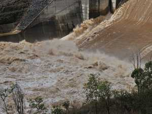 Awoonga Dam spills, expected to rise another metre by tonight