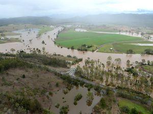 Flood disaster wait