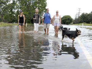 Linda Godley talks about the floods in Grantham