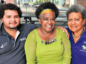 South Sea Islander winner inspired by family's values