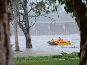 Rockhampton's State Emergency Service crews deserve a rest