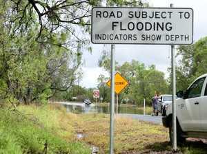 Rockhampton rain aftermath