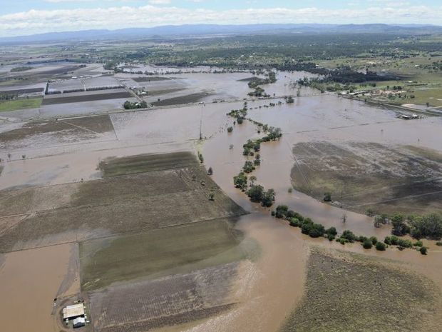 There are concerns the recent floods could cause mental health issues across the Lockyer Valley.