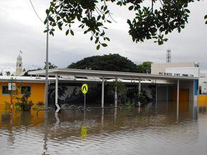 Two swimming pools at M'boro Aquatic Centre clean again