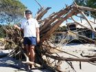 Toogoom resident Martin Cooper says the erosion issue has reached a critical point.