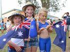 A very Australian triathlon