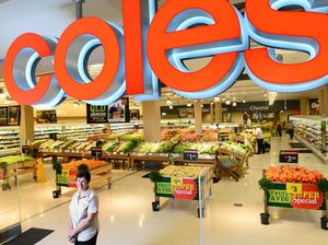 Coles sales up by 4.4% in first quarter