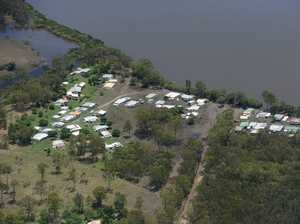 Disaster management meeting for southern residents