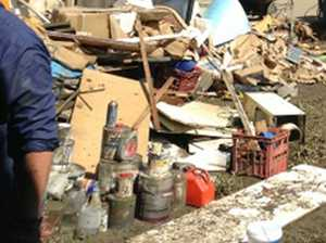 Call for volunteers to help the region's clean up effort