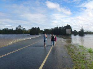 Delays on Maryborough-Hervey Bay Rd for flood roadworks