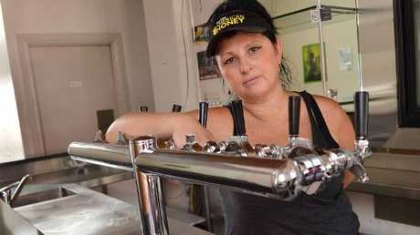 Gympie Royal Hotel manager Stacey Lowe is helping regional business lead the charge against violence.