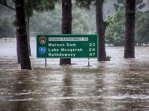 Oswald: Scenic Rim flood