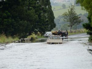 Driver thought he'd 'get through' floodwaters