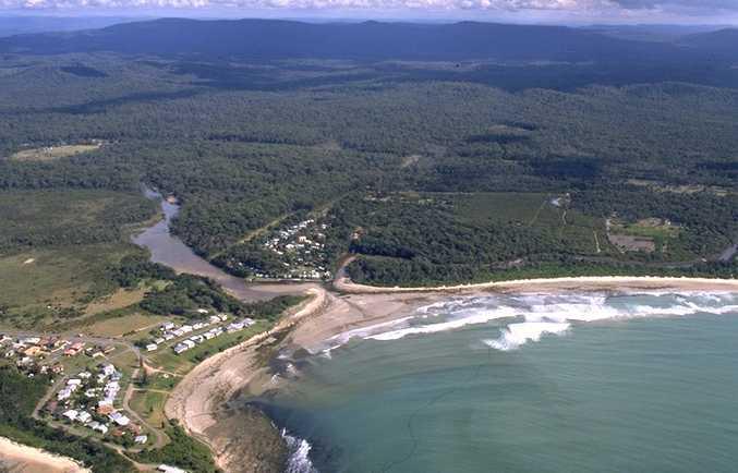 Monet received under the NSW Estuary Management Program will help develop a Coastal Zone Management Plan for Arrawarra Creek.