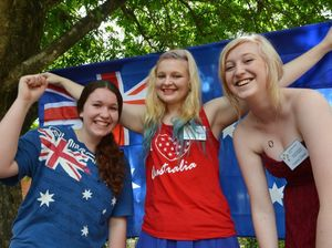 Ding, ding, ding - Australia Day, round two
