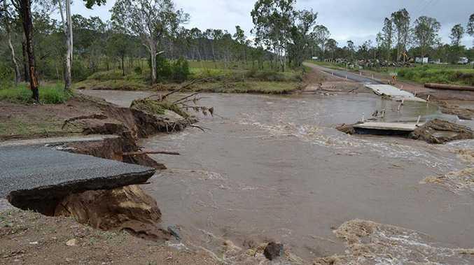 Ivory Creek Road Toogoolawah. Photo: Contributed