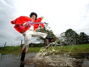 'Elvis' spotted during worst Tweed flood in years