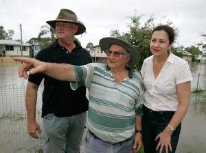 Queensland Labor Palaszczuk leader slams mine water releases