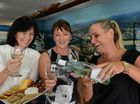 Cheese, wine and real estate on the menu at ladies' night