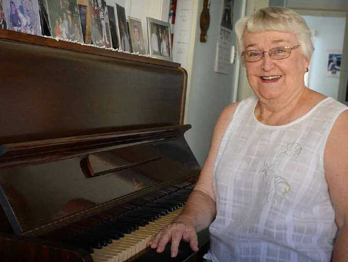 Gympie's 2013 Citizen of the Year Jackie Hyam gets enormous satisfaction from helping her community.