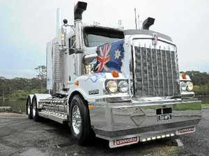 Aussie pride all over the bonnet