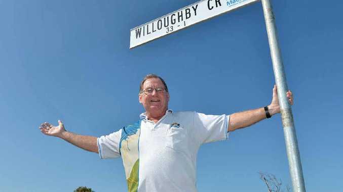 Mackay's Deputy Mayor Kevin Casey
