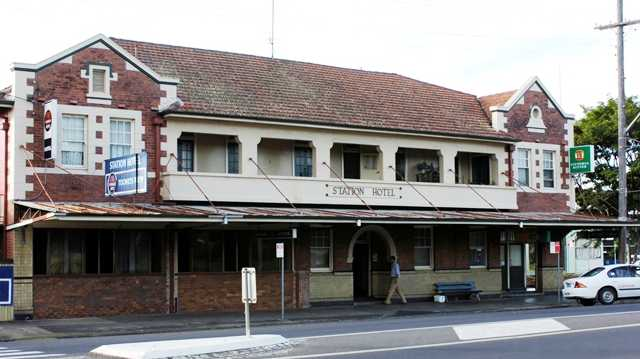 The Station Hotel, South Lismore.