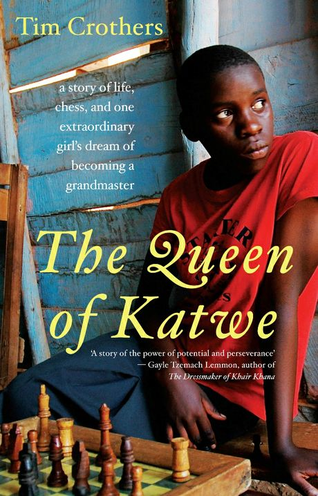 The Queen of Katwe is engrossing, inspiring and reminder of the power of hope.