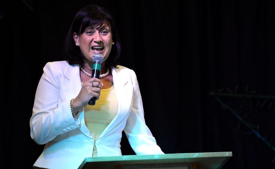 Richmond MP Justine Elliot has vowed to fight coal-seam gas mining.