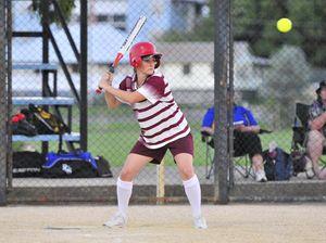 Telfords demolish Souths in A-grade softball match
