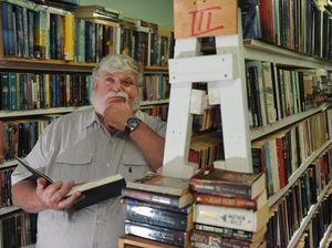 Hervey Bay bookseller has been Kindled out of business
