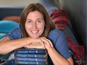It's book No. 2 for Gympie author Karen Foxlee