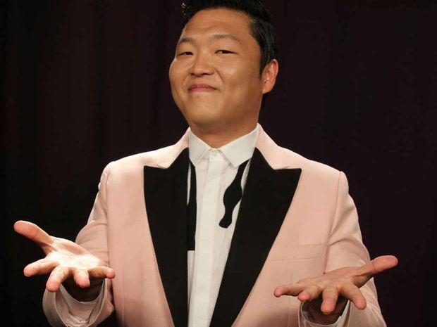 NUMBERS GAME: Korean rapper Psy has no reason to worry with 1.2 billion views on his hit Gangnam Style.