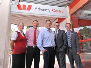 Westpac chief looks into the crystal ball