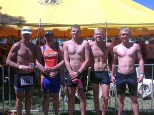 Pearson excels at triathlon Queensland championships